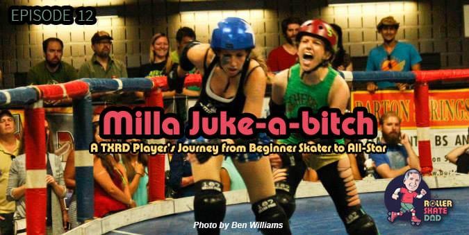 TXRD All-Star Milla Juke-a-bitch